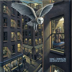 King Crimson -  The ReconstruKction of Light (Expanded) - Vinyl LARGE