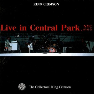 King Crimson - CC -   Live At Central Park 1974 MAIN