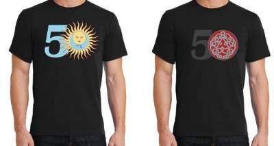 T-Shirt - December 50th Designs LARGE