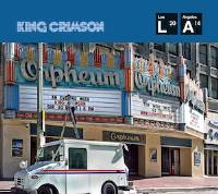 King Crimson - Live At The Orpheum (CD/DVD-A) THUMBNAIL