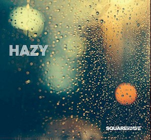 Hazy CD by Squarewaves LARGE