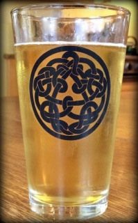 Knot - Pint Glass
