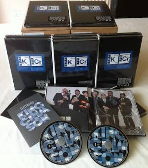 The Elements Of King Crimson - 2014 Tour Box