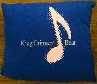 Pillow - Beat (Blue) THUMBNAIL