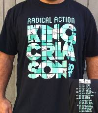 T-Shirt - 2017 Tour - Elements Radical Action (2nd Leg)