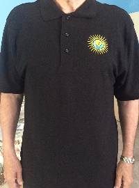 Polo Shirt - Larks THUMBNAIL