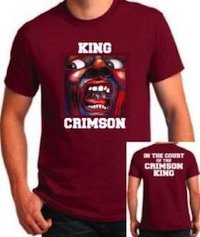 T-Shirt - The Crimson King (The Cardinal) THUMBNAIL