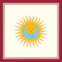 King Crimson - Larks' Tongues In Aspic (Robert Fripp & Steven Wilson Remix Vinyl Version) MAIN