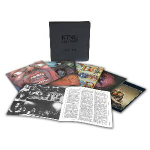 King Crimson - 1969 – 1972 – Limited Edition Vinyl Boxed Set MAIN