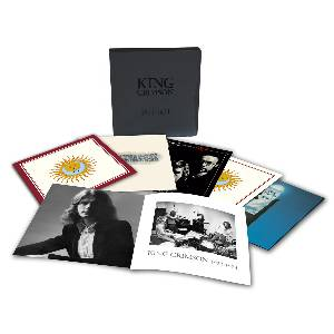 King Crimson - 1972 –  1974 Limited Edition Vinyl Boxed Set MAIN