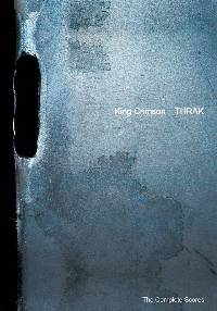 "Trey Gunn - King Crimson ""Thrak: The Complete Scores Book"" THUMBNAIL"