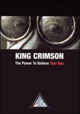 King Crimson - The Power To Believe Tour Box LARGE