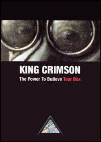 King Crimson - The Power To Believe Tour Box