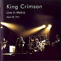 King Crimson - CC  -   Live in Mainz, 1974 THUMBNAIL