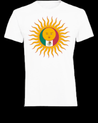 T-Shirt - 2017 Tour - Larks' Mexico THUMBNAIL