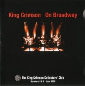 King Crimson - CC - On Broadway - Live in NYC 1995