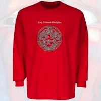 T-Shirt - Discipline (Long Sleeve) THUMBNAIL