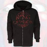 King Crimson - Zipper Hoodie THUMBNAIL