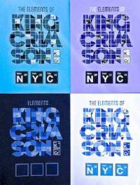 Poster - The Elements Of King Crimson Tour Poster (NYC) 2014 THUMBNAIL