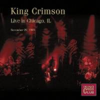 King Crimson - CC- Live in Chicago, Il - Nov. 29, 1995 THUMBNAIL
