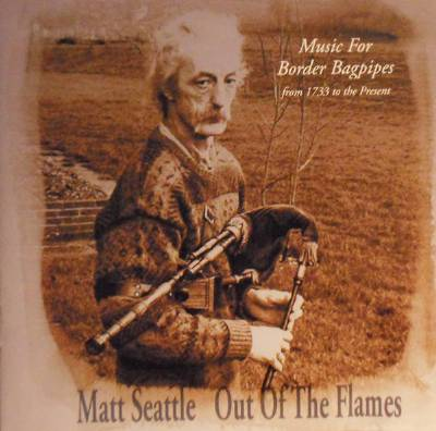 Matt Seattle - Out Of The Flames MAIN