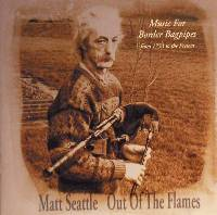 Matt Seattle - Out Of The Flames THUMBNAIL