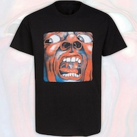 T-Shirt - In The Court Of The Crimson King (Black) THUMBNAIL