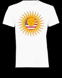 T-Shirt - 2017 Tour - Larks' USA THUMBNAIL
