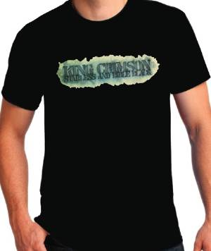 T-Shirt - Starless And Bible Black (black)