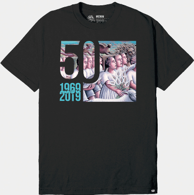 T-Shirt - Scarcity 50th Anniversary LARGE
