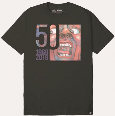 T-Shirt - In The Court 50th Anniversary Tee LARGE