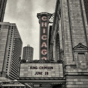 King Crimson - Official Bootleg: Live in Chicago, June 28th, 2017_MAIN