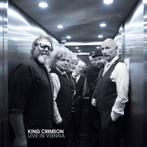 King Crimson - Live in Vienna, December 1, 2016