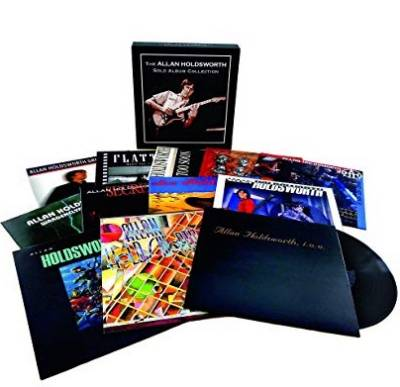 Allan Holdsworth Solo Album Collection - Vinyl MAIN