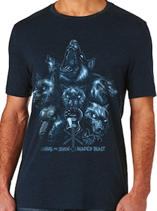 7-Headed Beast Tee MAIN