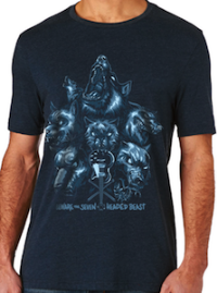 7-Headed Beast Tee THUMBNAIL