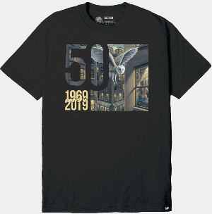 T-Shirt - Heaven & Earth 50th Anniversary_THUMBNAIL