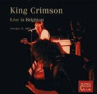 King Crimson - CC - Live in Brighton, October 16, 1971 THUMBNAIL