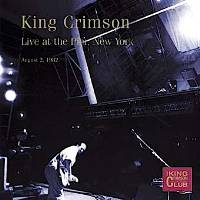 King Crimson - CC - Live at the Pier, NYC - August 2 , 1982 THUMBNAIL