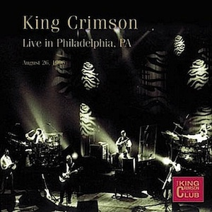 King Crimson - CC - Live in Philadelphia, PA, August 26, 1996 MAIN