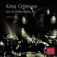 King Crimson - CC - Live in Philadelphia, PA, August 26, 1996 THUMBNAIL