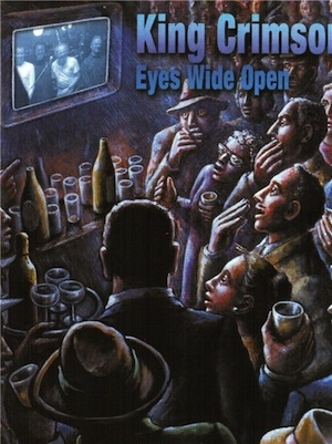 King Crimson -Eyes Wide Open (Double DVD) MAIN