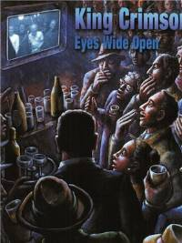 King Crimson -Eyes Wide Open (Double DVD)