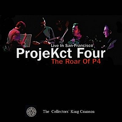 ProjeKct Four - CC -   Live in San Francisco 1998_MAIN