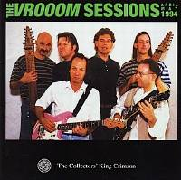 King Crimson - CC - The VROOOM Sessions 1994 THUMBNAIL