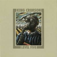King Crimson - Level Five (EP) THUMBNAIL