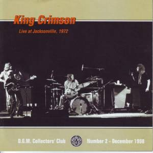 King Crimson - CC - Live at Jacksonville 1972
