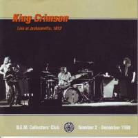 King Crimson - CC - Live at Jacksonville 1972 THUMBNAIL
