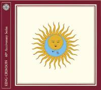 King Crimson - Larks' Tongues In Aspic - 40th Anniversary Editions (CD/DVD-A) THUMBNAIL