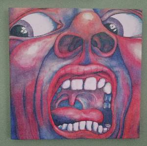 Canvas - In The Court Of The Crimson King MAIN